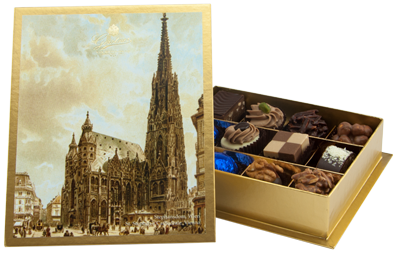 """Stephansdom"" Confectionery Box"